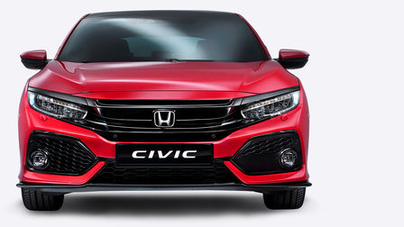 civic 5DØR