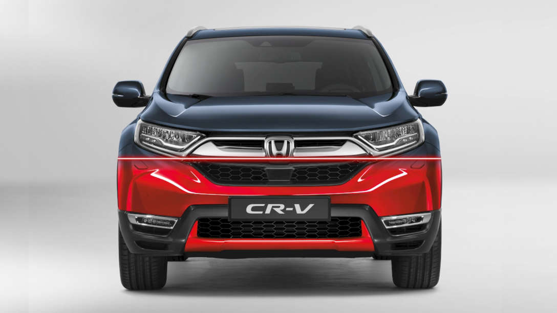 CRV Hybrid Colour Pack